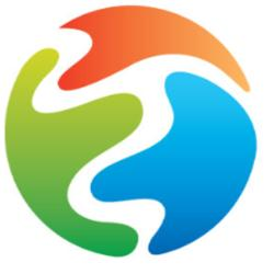 emblem of Expo 2012 Yeosu Korea